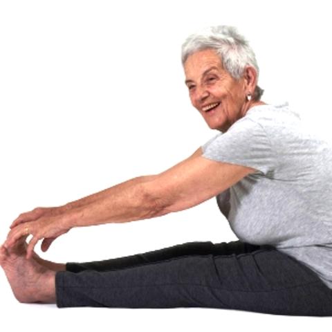 grey lady yoga